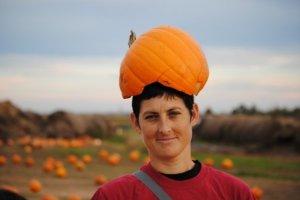 Pumpkin Head Pic
