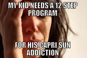 Capri Sun Meme 2