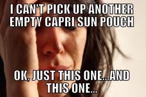 Capri Sun Meme 3