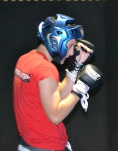 My MFEO workout- Mixed Martial Arts.